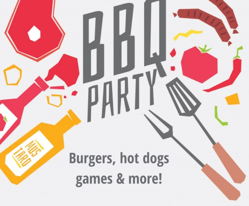 Home Share & ISN BBQ! Thurs Aug 22nd 11:30am-2:00pm