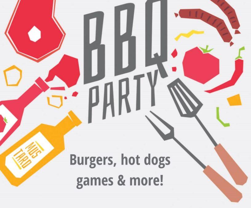 Home Share & ISN BBQ! Thurs Aug 22nd 11:30am-2:00pm